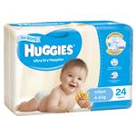 Huggies Convenience Pack Infant 24 Boy