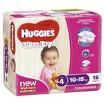 Huggies Convenience Pack Toddler 18 Girl