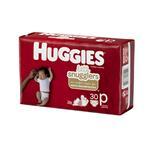 Huggies Little Snugglers Preemie Nappies 30 Pack