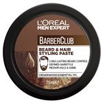 L'Oreal Men Expert Barber Club Beard and Hair Paste 75ml