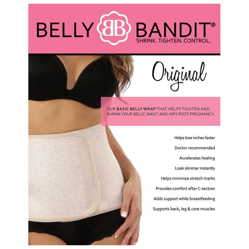 Belly Bandit Original Belly Wrap Nude Small Online Only | Tuggl
