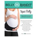 Belly Bandit Upsie Belly Black Large Online Only