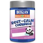 Bioglan Kids Rest And Calm 50 Tablets