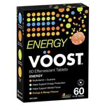 Voost Energy Effervescent 60 Pack