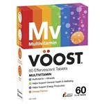 Voost Multivitamin Effervescent 60 Pack