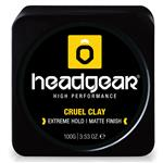Headgear Cruel Clay Styler 100g