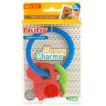 Nuby Chewy Charms Silicone Teether