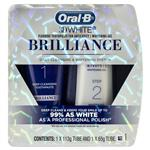 Oral B 3D White 2 Step Brilliance Kit
