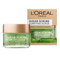 L'oreal Paris Smooth Sugar Clear Scrub 50ml by L'oreal Paris Skincare