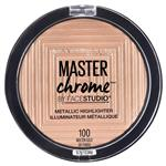 Maybelline Master Chrome Metallic Powder Highlighter - Molten Gold