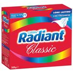 Radiant Laundry Powder Classic 500g