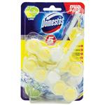 Domestos Toilet Block Lime 55g Duo Pack
