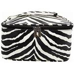 My Beauty Cosmetic Bag Animal Magic Zebra Skin