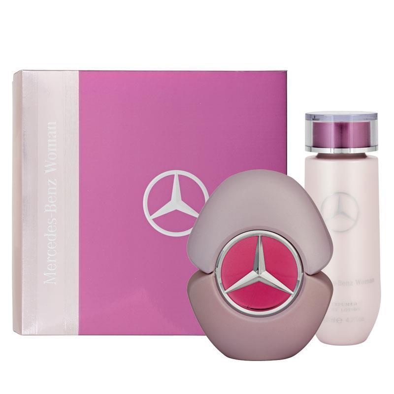 buy mercedes benz for women new eau de parfum 60ml 2 piece. Black Bedroom Furniture Sets. Home Design Ideas