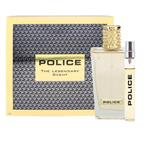 Police Legend For Women Eau de Parfum 50ml Spray & Rollerball 2 Piece Set