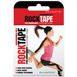 Rocktape Kinesiology Tape Black 5cm x 5m