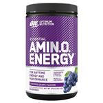 Optimum Nutrition Amino Energy Concord Grape 30 Serve 270g Online Only