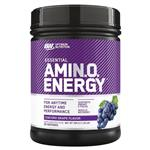 Optimum Nutrition Amino Energy Concord Grape 65 Serve 600g Online Only