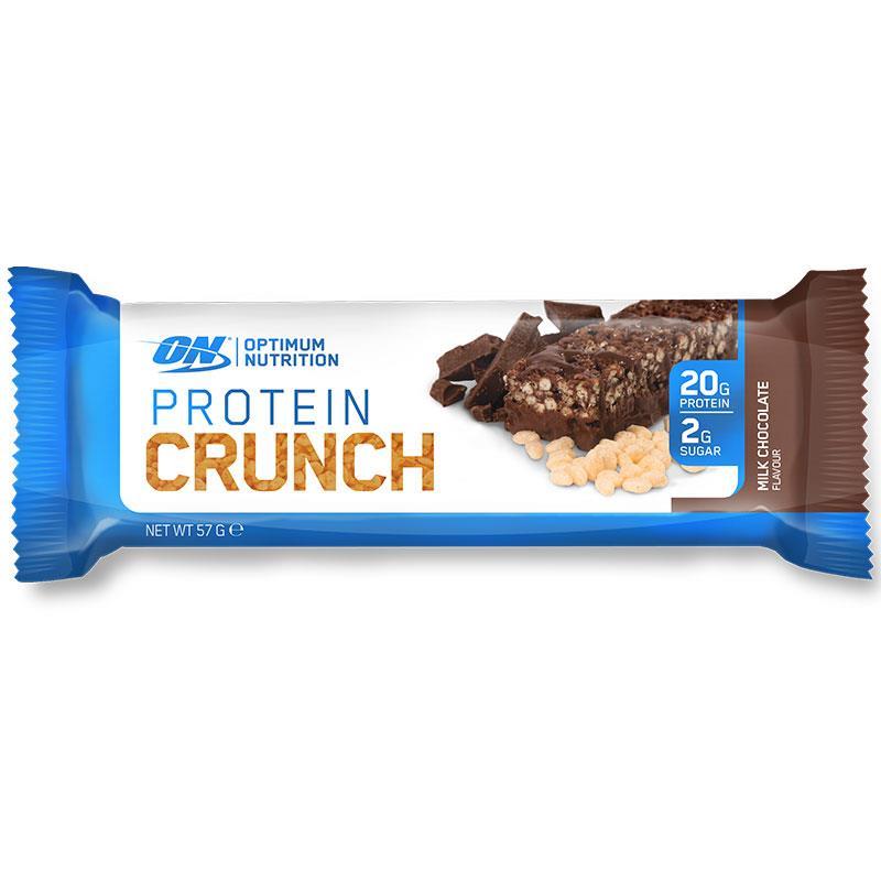 Buy Optimum Nutrition Protein Crunch Milk Chocolate 57g