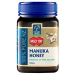 Manuka Health MGO 100+ Manuka Honey 500g (Not For Sale In WA)