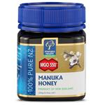 Manuka Health MGO 550+ Manuka Honey 250g (Not For Sale In WA)