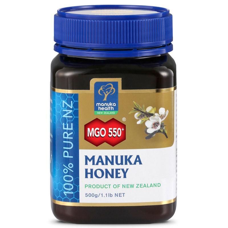 Buy Manuka Health MGO 550+ Manuka Honey 500g (Not For Sale