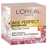 L'oreal Paris Age Perfect Golden Age Rosy Re-Densifying Day Cream SPF 15 50ml