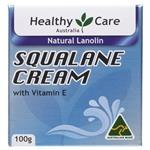 Healthy Care Squalane Cream 100g