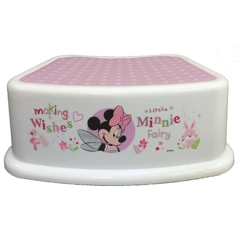 Minnie Fairy Step Stool Online Only | Tuggl
