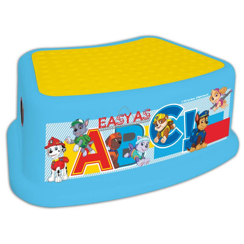 Paw Patrol Alpha Pups Step Stool Online Only | Tuggl