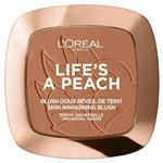 L'Oreal Wake Up And Glow Blush 01 Lifes A Peach