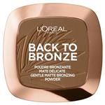 L'Oreal Wake Up And Glow Bronze Powder 01 Back To Bronze
