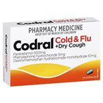 Codral Cold & Flu + Dry Cough 24 Capsules