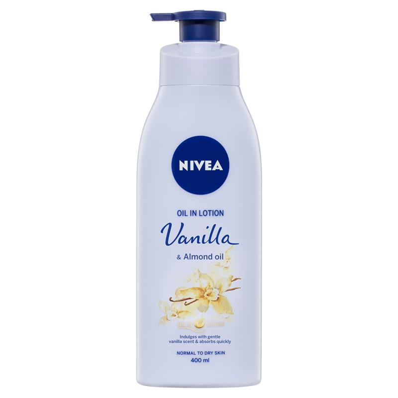니베아 보디오일 인로션 Vanilla..