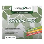 Healthy Care Green Tea Energy Drink Assorted 3g X 60 Powder Sachets
