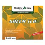 Healthy Care Green Tea Energy Drink Tropical 3g X 60 Powder Sachets