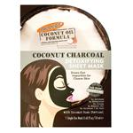 Palmers Coconut Oil Detoxifying Charcoal Facial Sheet Mask 18ml
