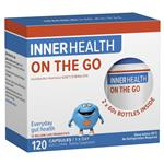 Ethical Nutrients Inner Health On The Go 120 Capsules
