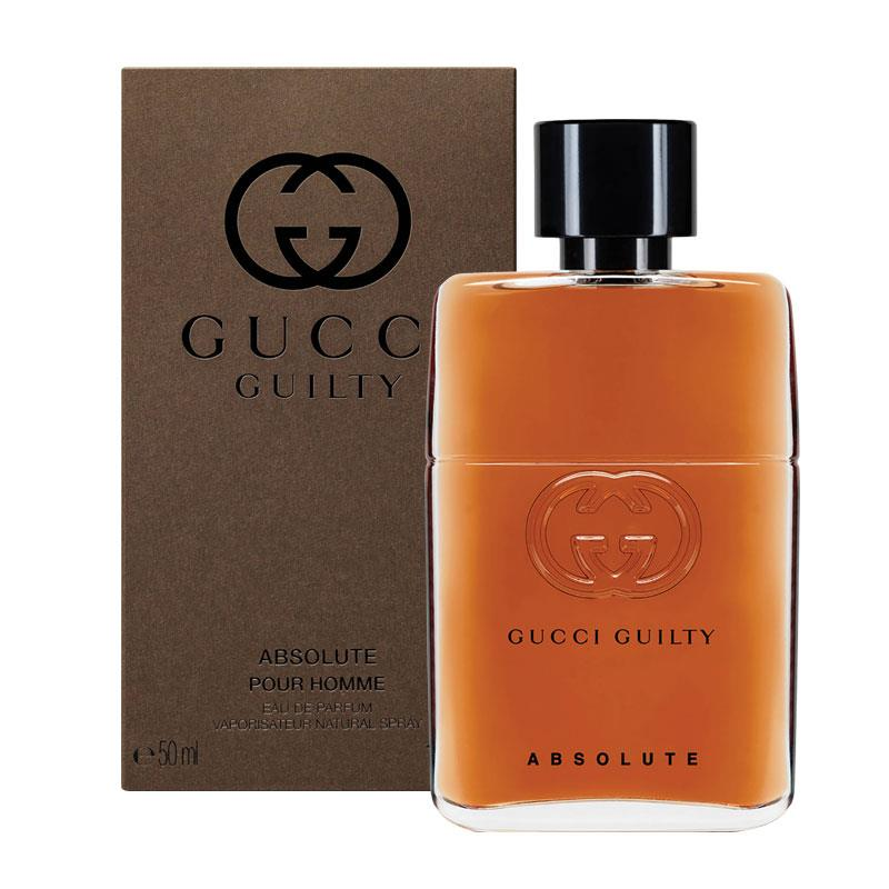 00e27c972 Buy Gucci Guilty Absolute Pour Homme Eau de Parfum 50ml Spray Online ...