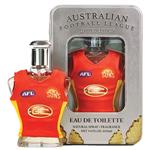 AFL Fragrance Gold Coast Suns Eau De Toilette 100ml Spray