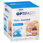 Optifast VLCD Shake Assorted Pack 10 x 53g New Flavours