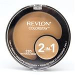 Revlon Colorstay 2 In 1 Compacts Natural Beige