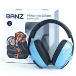 Banz Ear Muffs Mini 3+ Months to 2 Years Sky Blue Online Only