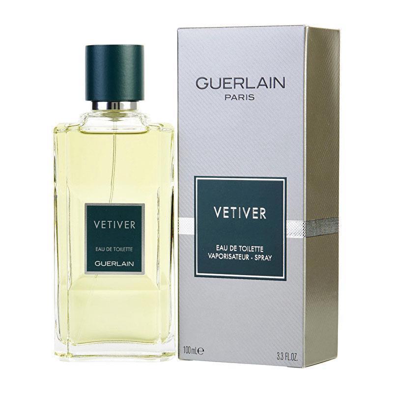 Buy Guerlain Vetiver Eau de Toilette 100ml Spray Online ...