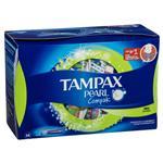 Tampax Compak Pearl Super 36 Pack