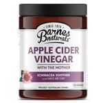 Barnes Naturals Apple Cider Vinegar with The Mother Echinacea 120 Capsules