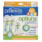Dr Browns Options Anti-Colic Wide Neck Starter Kit Online Only