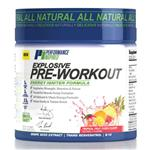 Performance Inspired Pre Workout Tropical Punch 575g