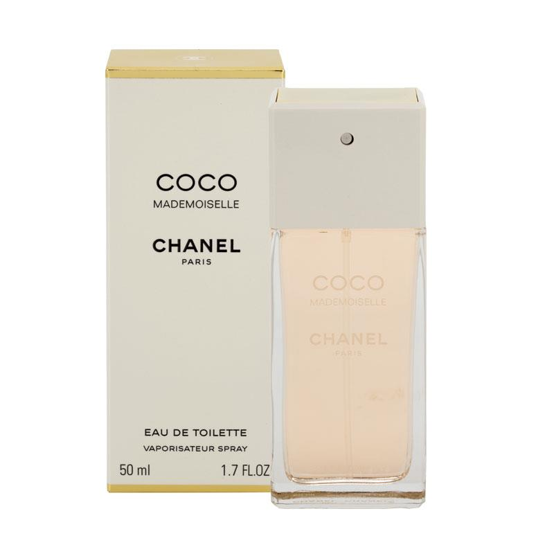 c866750482 Buy Chanel Coco Mademoiselle Eau de Toilette 50ml Spray Online at ...