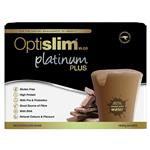 Optislim VLCD Platinum PLUS Chocolate 18x53g